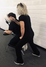 chair massage ISOF